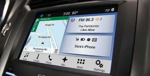 Ford S Sync System Gets Huge Upgrade With Better Looks And Performance