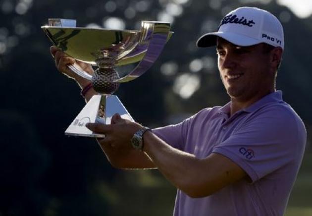 Golf: Thomas headlines nominees for PGA Tour's Player of the Year