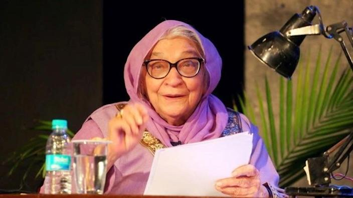 A Closer Look at Krishna Sobti's Game-Changing Works and Firebrand Feminism