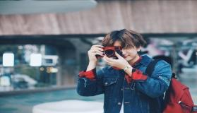 Meet the K-pop celeb looking fashionista photographer Tenzin Tshewang endlesskys who is Role Model for many