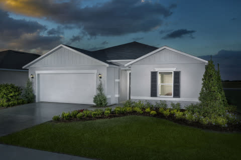 Kb Home Announces The Grand Opening Of The Gardens At Lake Jackson