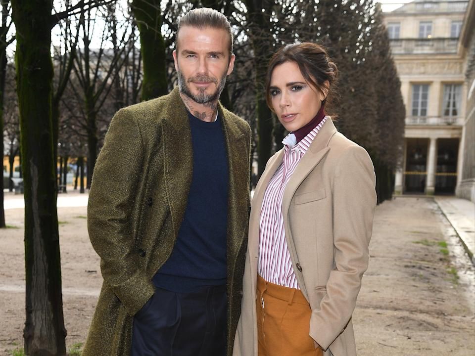 Victoria Beckham shares the parenting technique she relied on during lockdown (Getty Images)