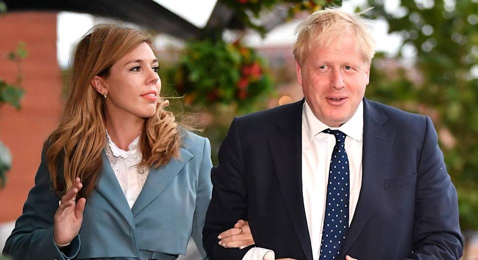 She has attended an International Women's Day reception at Downing Street. (Getty Images)