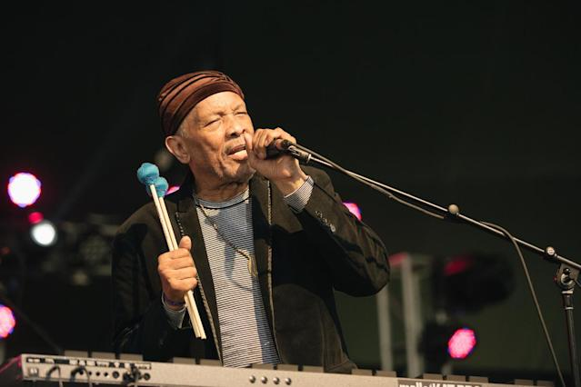 Roy Ayers (photo courtesy of Arroyo Seco Weekend)