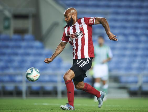 David McGoldrick could miss out through injury (Getty Images)