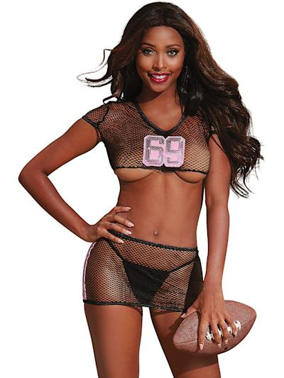 game day lingerie