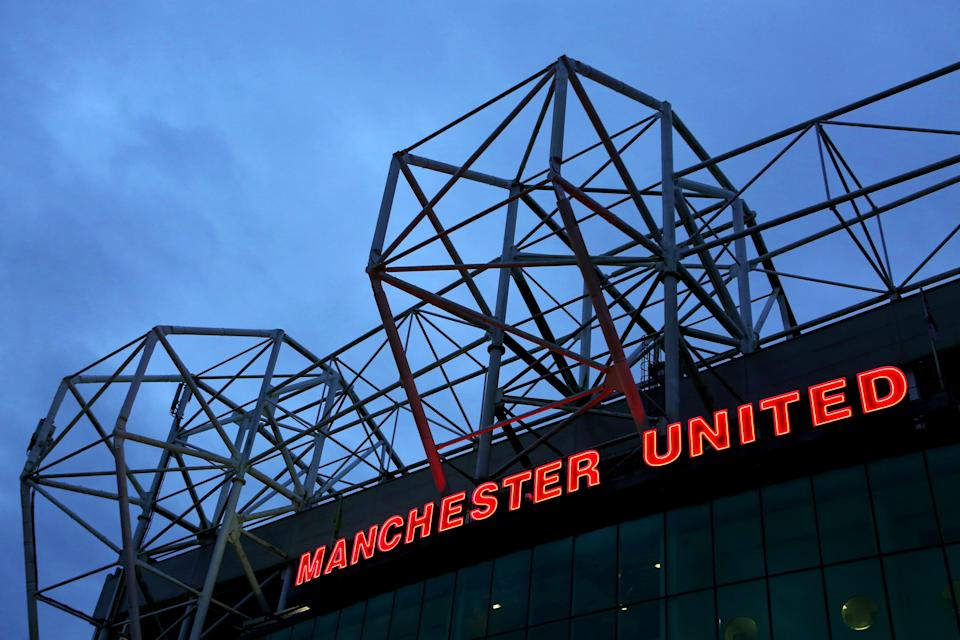 Manchester United's ground Old Trafford (Getty Images)