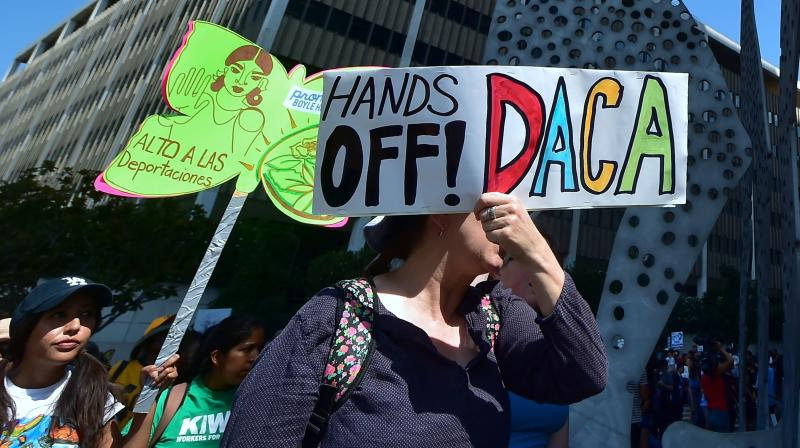 This Thread Highlights Anxiety For Dreamers Over The Uncertainty Of DACA
