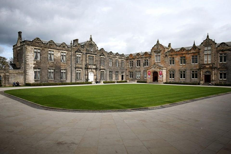 The University of St Andrews has been named top in the UK (Jane Barlow/PA) (PA Archive)