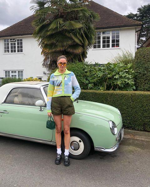 """<p>It's not just your coat that can be quilted, with Ganni sells quilted shorts to make sure all of you is warm.</p><p><a class=""""link rapid-noclick-resp"""" href=""""https://www.lyst.co.uk/shop/related/ganni-quilted-recycled-fibre-ripstop-shorts/"""" rel=""""nofollow noopener"""" target=""""_blank"""" data-ylk=""""slk:SHOP QUILTED SHORTS NOW"""">SHOP QUILTED SHORTS NOW</a></p><p><a href=""""https://www.instagram.com/p/CMfTWNtAMuR/"""" rel=""""nofollow noopener"""" target=""""_blank"""" data-ylk=""""slk:See the original post on Instagram"""" class=""""link rapid-noclick-resp"""">See the original post on Instagram</a></p>"""