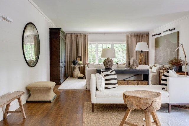 Open Floor Plan with Daybed