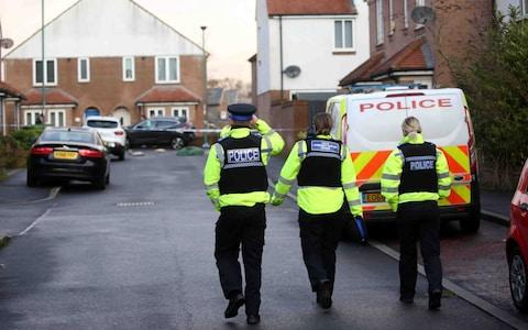 A 14-year-old has been arrested on suspicion of murder
