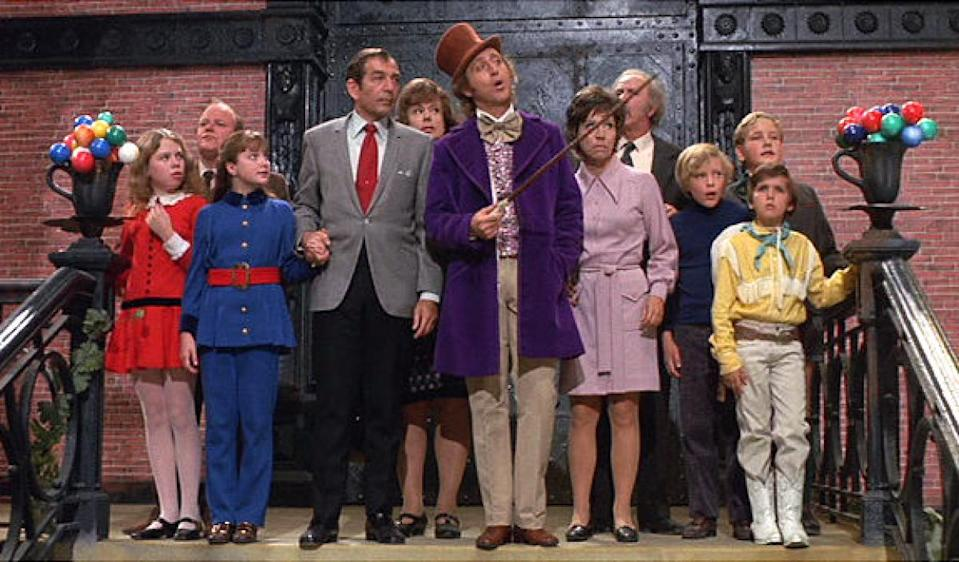 'Willy Wonka and the Chocolate Factory' turns 50 this week (Warner Bros.)