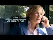 """<p>Glenn Close and Rose Byrne star in a different kind of legal thriller. Patty Hewes (Close) and her protege (Byrne) take on the courtroom, where they are both reviled and feared by their opponents.</p><p><a class=""""link rapid-noclick-resp"""" href=""""https://watch.amazon.com/detail?asin=B00FVSAX4O&tag=syn-yahoo-20&ascsubtag=%5Bartid%7C10054.g.29251120%5Bsrc%7Cyahoo-us"""" rel=""""nofollow noopener"""" target=""""_blank"""" data-ylk=""""slk:Watch Now"""">Watch Now</a></p><p><a href=""""https://www.youtube.com/watch?v=Hx1NvP_SEIA"""" rel=""""nofollow noopener"""" target=""""_blank"""" data-ylk=""""slk:See the original post on Youtube"""" class=""""link rapid-noclick-resp"""">See the original post on Youtube</a></p>"""