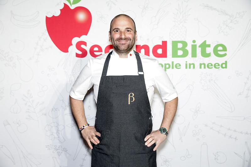 Should George Calombaris be axed from Network Ten? Source: Getty