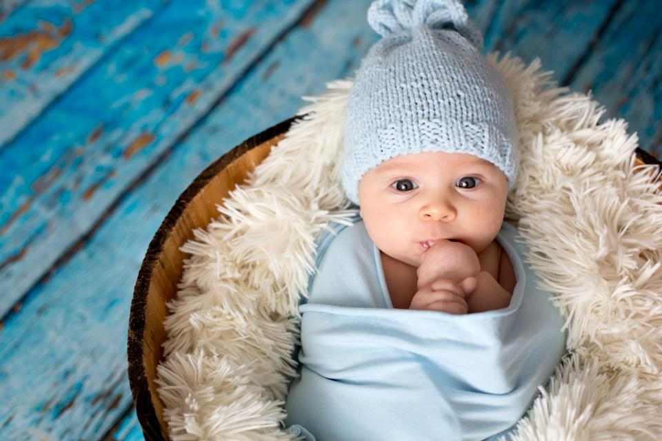 The top Scottish baby names of 2019 have been revealed. (Getty)