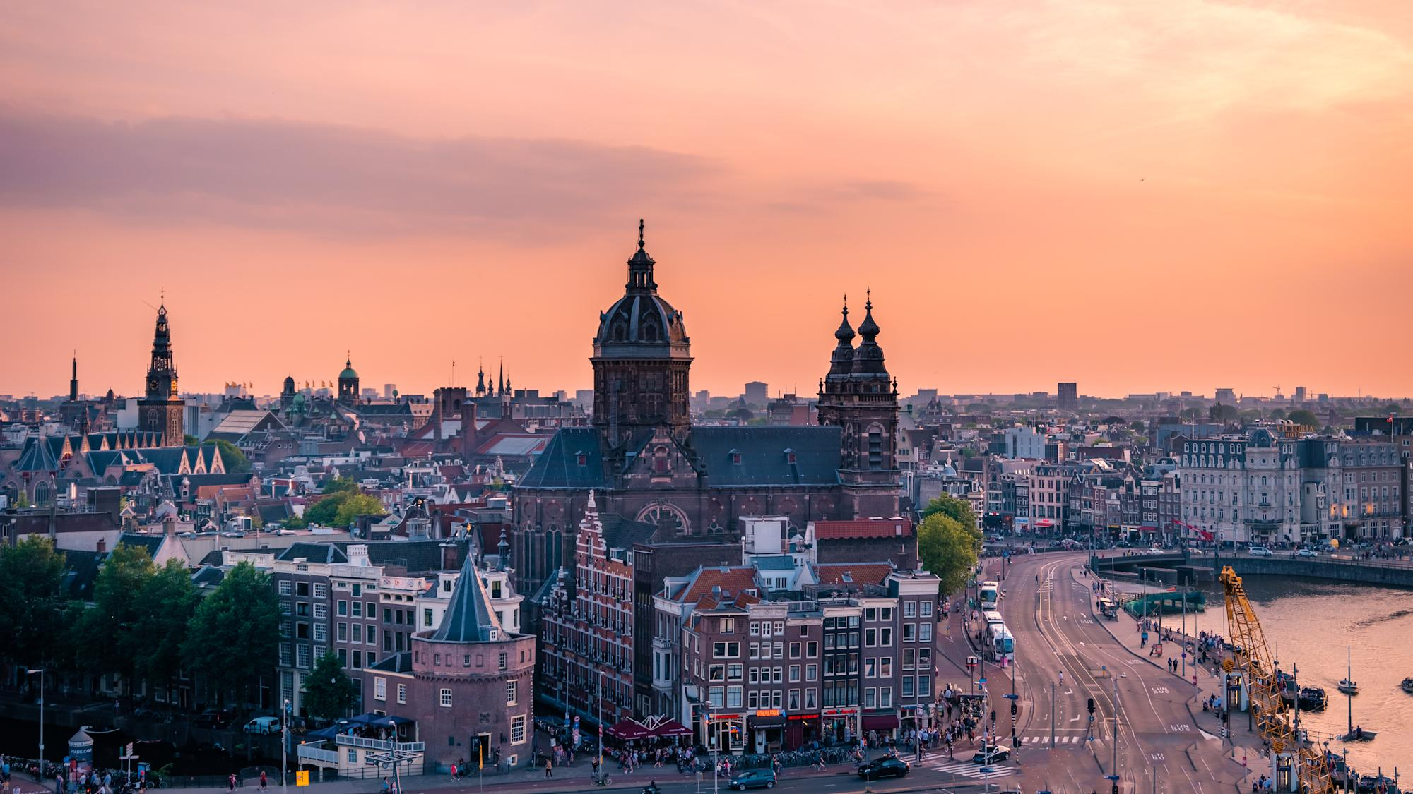 Amsterdam overtakes London as Europe's share trading hub