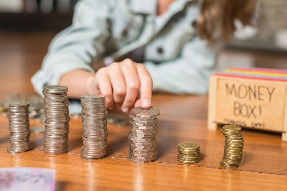 Whether you're spending or saving, it all adds up. <i>(Photo: Getty)</i>