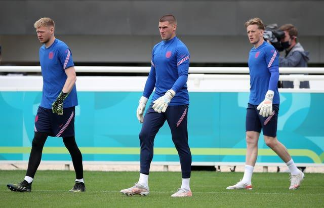 England's goalkeepers have been hard to beat in 2021.