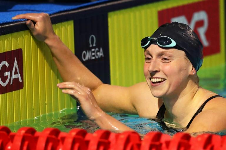 Katie Ledecky, a five-time Olympic swim champion, is among those qualified for the 2021 US Olympic Swim Trials, which were announced Friday for June 13-20, 2021