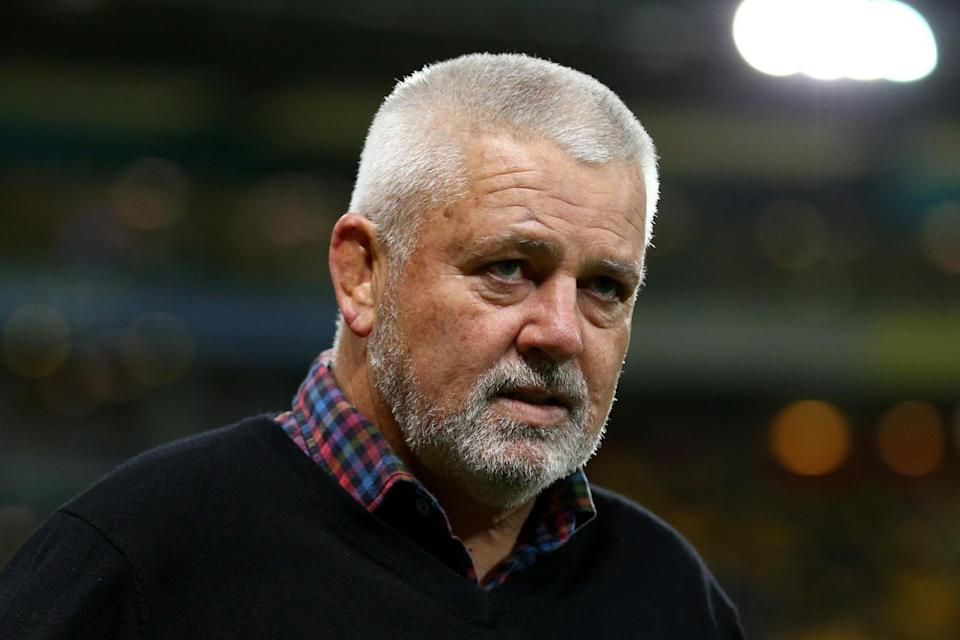 Former Wales coach Warren Gatland will lead the British and Irish Lions for the third time in South Africa in 2021 (Getty Images)