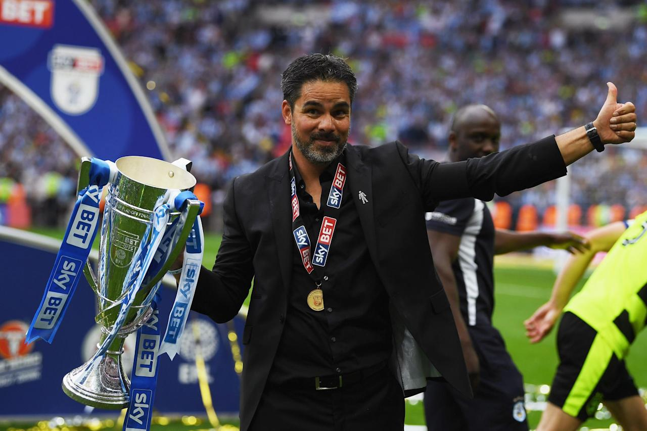 David Wagner's cheeky message for QPR's Ian Holloway as Huddersfield defy critics to reach Premier League