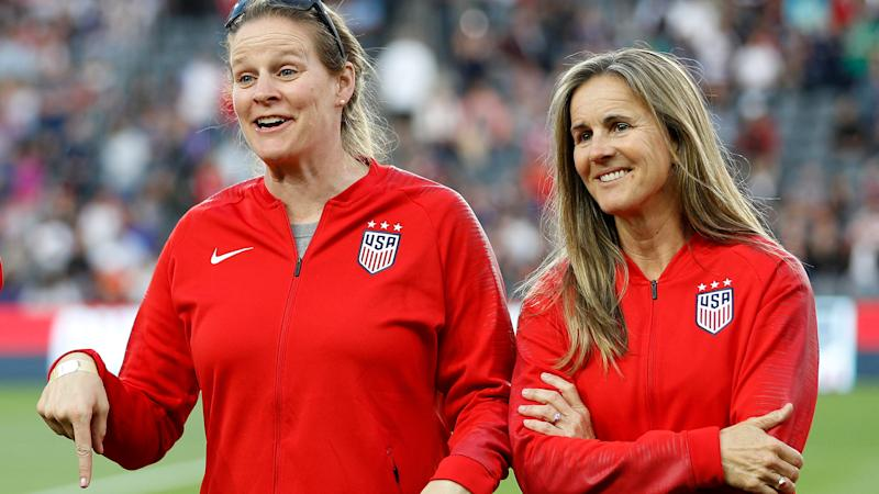 USWNT lawsuit: Brandi Chastain believes Cindy Parlow Cone can bridge divide