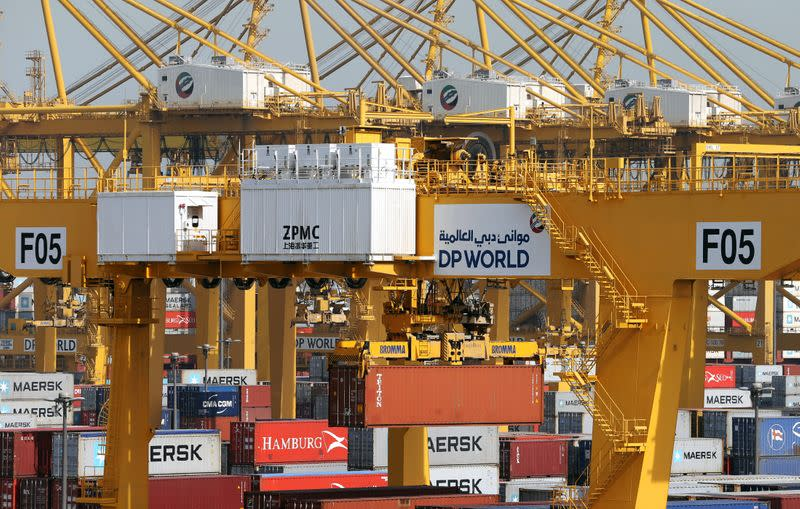 DP World returns to full state ownership, takes on $8.1 billion debt