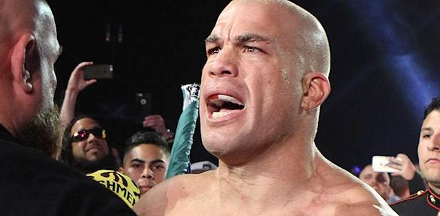 Tito Ortiz at Bellator 170