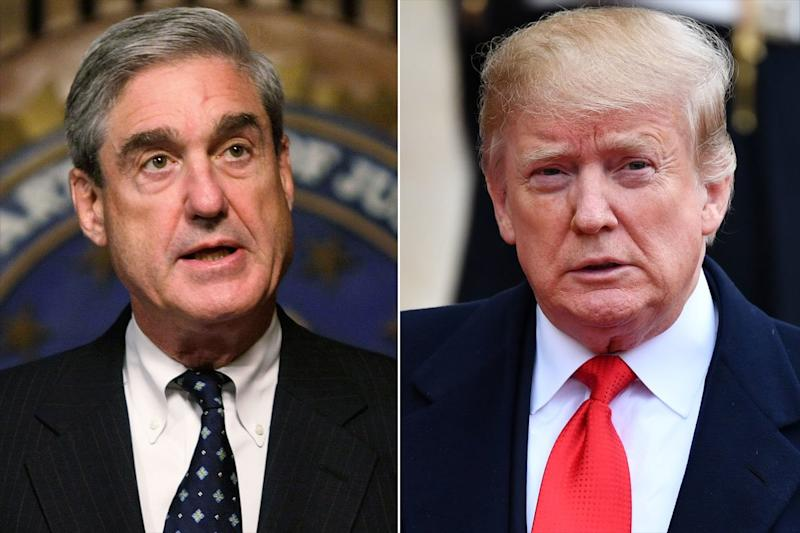 Donald Trump Initially Said He Was 'F-----' After Robert Mueller Began His Investigation: 'End of My Presidency'