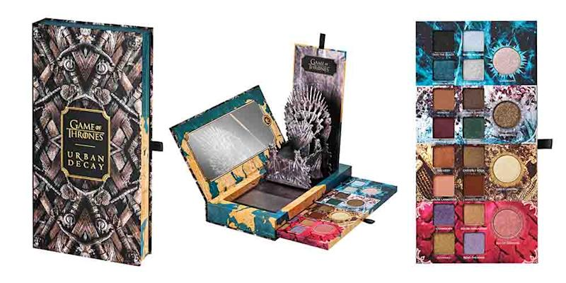 What to know: Urban Decay Game of Thrones makeup collection
