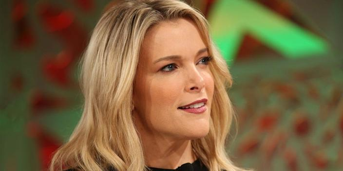 Megyn Kelly speaks onstage at the Fortune Most Powerful Women Summit 2018 at Ritz Carlton Hotel on October 2, 2018 in Laguna Niguel, Calif.