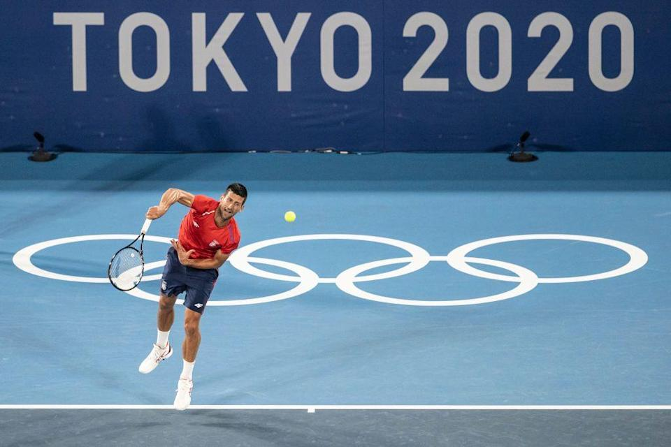 <p>Tennis also falls into the we-see-it-enough-during the year camp, but has an edge since we'll see all-timers like Novak Djokovic and Naomi Osaka play. We're bummed that Coco Gauff had to drop out due to a positive COVID test, though.</p>
