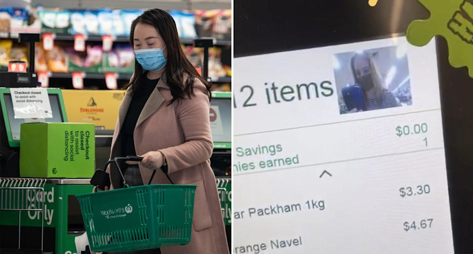Woolworths confirmed they are trialling news security technology at self serve checkouts