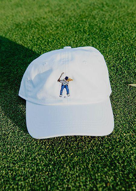 """<p><strong>Eastside Golf Club</strong></p><p>eastsidegolfclub.com</p><p><strong>$50.00</strong></p><p><a href=""""https://eastsidegolfclub.com/product/eastside-tournament-hat/"""" rel=""""nofollow noopener"""" target=""""_blank"""" data-ylk=""""slk:Shop Now"""" class=""""link rapid-noclick-resp"""">Shop Now</a></p><p>One can never have enough dad hats. This tournament hat comes from a brand that wants to bring awareness to younger generations and non-golfers about how cool golf is, and how it's a sport for all to enjoy. </p>"""