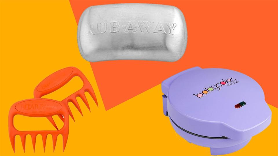 The best weird but practical gifts for 2021.