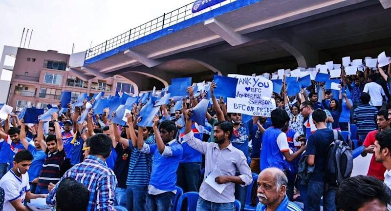 WATCH: Bengaluru FC fans react to their team joining the Indian Super League bandwagon