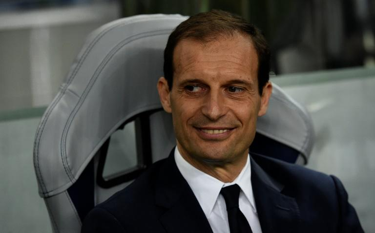 Juventus' coach Massimiliano Allegri boasts three Serie A titles and has little to prove in Italy