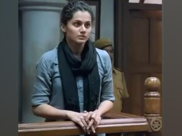 A still from 'Pink' featuting Taapsee Pannu (Image courtesy: Instagram)