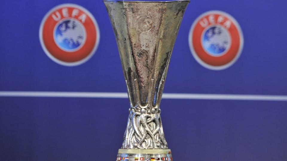 Il trofeo Europa League | Harold Cunningham/Getty Images
