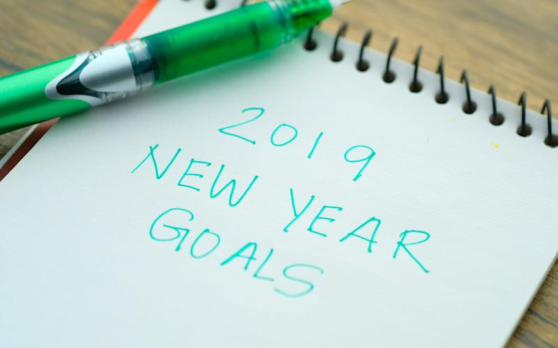 What are your 2019 goals? The Midults share theirs - Getty Images