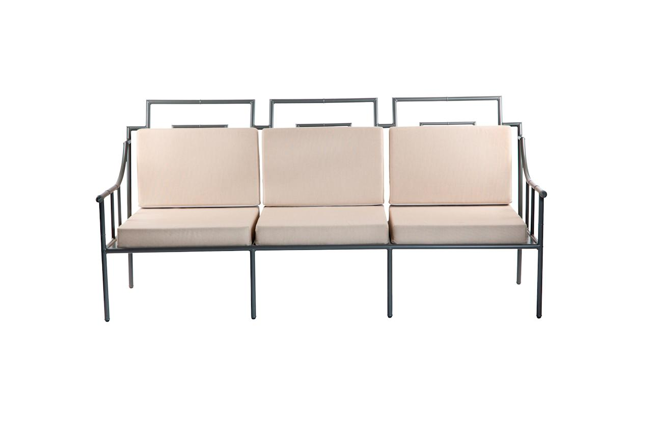 "Siam bench by Louis Benech for Edmond & Fils; price upon request. <a href=""http://www.edmond-fils.com/en/welcome/"">edmond-fils.com</a>"