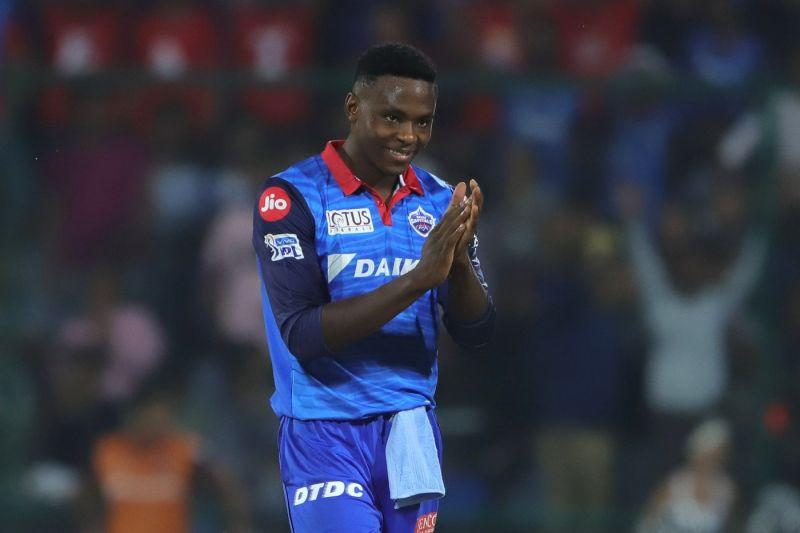 Kagiso Rabada was pivotal in DC's road to the playoffs
