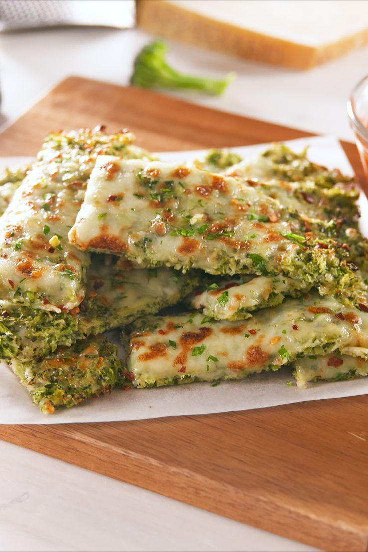 """<p>Lots and lots of cheddar cheese finally makes broccoli kid-friendly.</p><p>Get the recipe from <a href=""""https://www.delish.com/cooking/recipe-ideas/recipes/a54349/broccoli-cheesy-bread-recipe/"""" rel=""""nofollow noopener"""" target=""""_blank"""" data-ylk=""""slk:Delish"""" class=""""link rapid-noclick-resp"""">Delish</a>.</p>"""