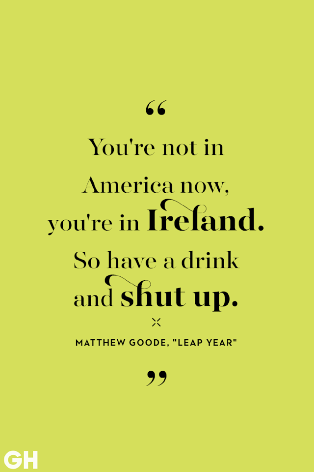 20 St. Patrick\'s Day Quotes to Celebrate All Things Irish