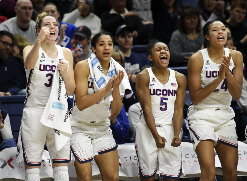 7db7a3ff1fd Assessing the threat level to UConn in each round of the women s NCAA  tournament