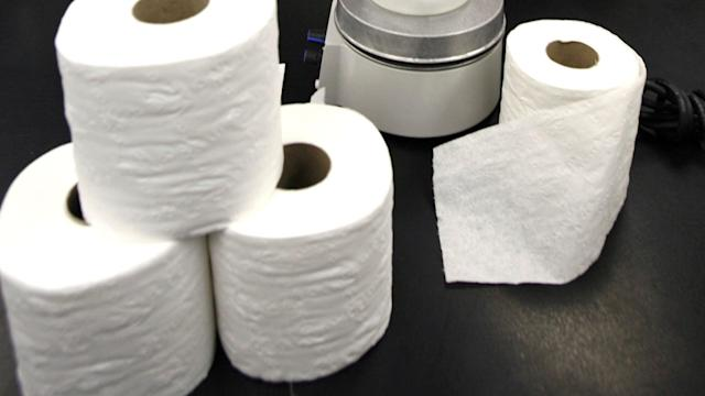 Comfort is key for the New York Jets' trip to London, perhaps explaining their decision to ship over 350 American toilet rolls.