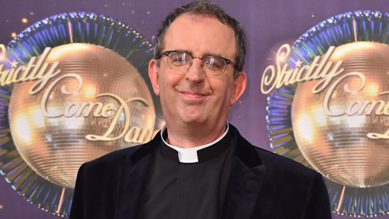 Touching messages shared with Rev Richard Coles on his solo 58th birthday