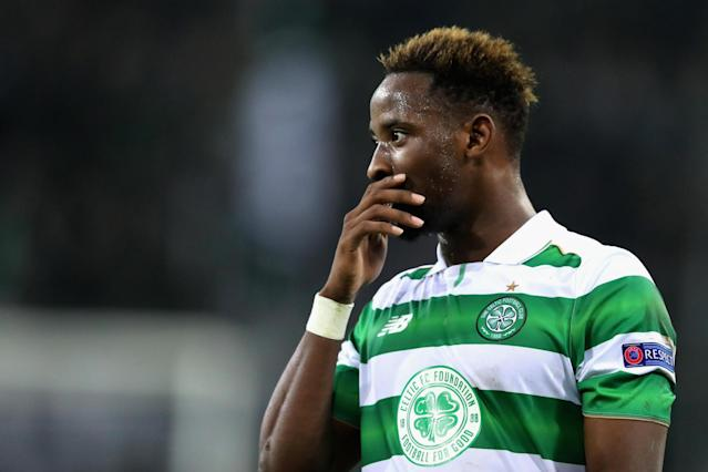 Celtic boss Brendan Rodgers relaxed over Moussa Dembele links to Chelsea, Arsenal and Marseille