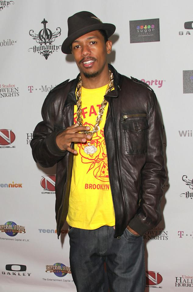 Nick Cannon's 30th Birthday Bash At Universal Studios Hollywood - Arrivals